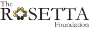 The logo of The Rosetta Foundation